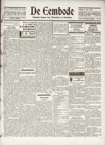 De Eembode 1934-08-10