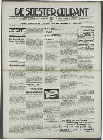Soester Courant 1940-07-05