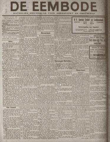De Eembode 1921-10-28