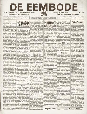 De Eembode 1927-05-27