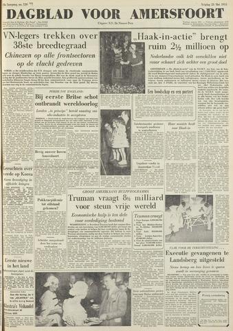Dagblad voor Amersfoort 1951-05-25