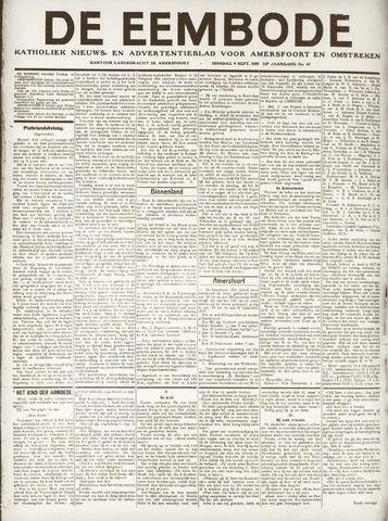 De Eembode 1919-09-09