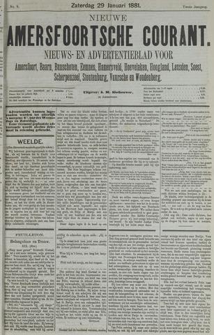 Nieuwe Amersfoortsche Courant 1881-01-29