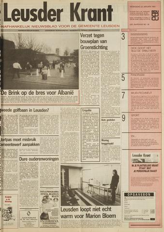 Leusder Krant 1992-01-22