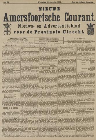 Nieuwe Amersfoortsche Courant 1909-08-18