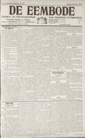 De Eembode 1913-03-25