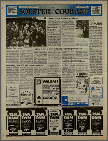 Soester Courant 1984-12-05