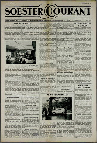 Soester Courant 1964-06-16