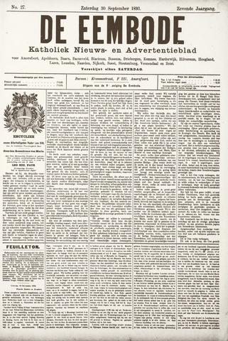 De Eembode 1893-09-30