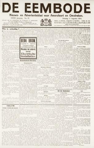 De Eembode 1914-08-11