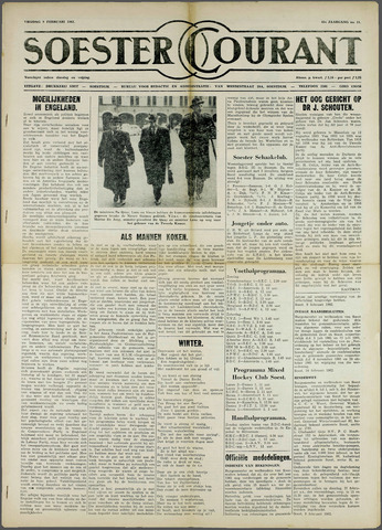 Soester Courant 1962-02-07