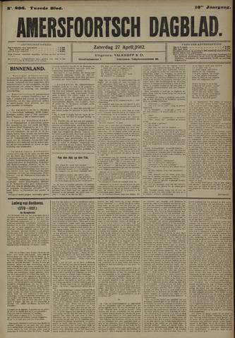 Amersfoortsch Dagblad 1912-04-27
