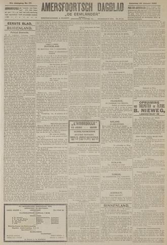 Amersfoortsch Dagblad / De Eemlander 1923-01-20