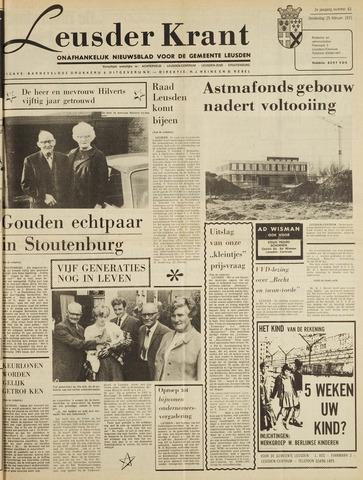Leusder Krant 1971-02-25