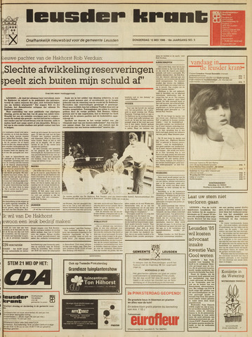 Leusder Krant 1986-05-15