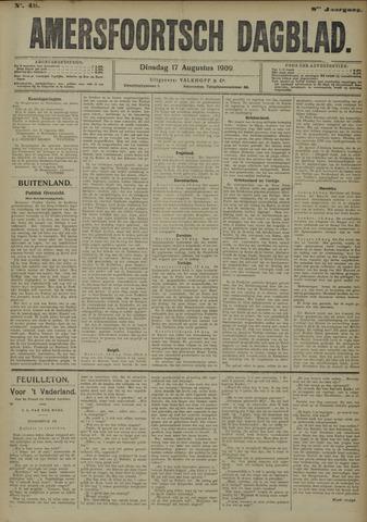 Amersfoortsch Dagblad 1909-08-17