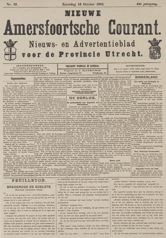 Nieuwe Amersfoortsche Courant 1915-10-16