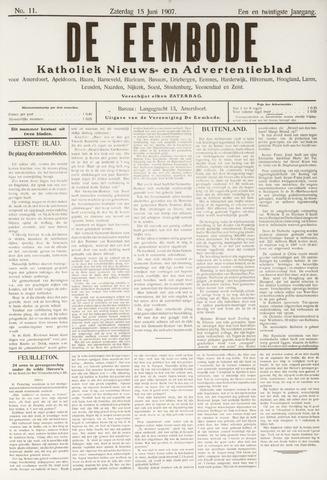 De Eembode 1907-06-15