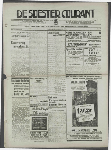 Soester Courant 1940-12-20