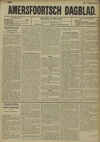Amersfoortsch Dagblad 1905-05-29