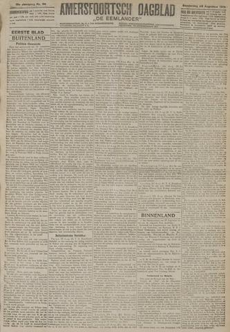 Amersfoortsch Dagblad / De Eemlander 1919-08-28