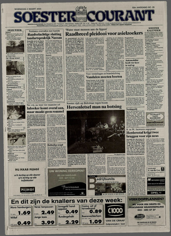 Soester Courant 2004-03-03
