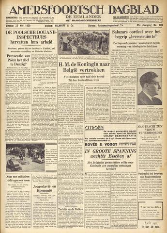 Amersfoortsch Dagblad / De Eemlander 1939-05-23