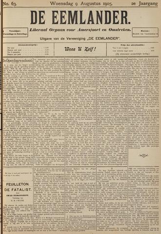 De Eemlander 1905-08-09