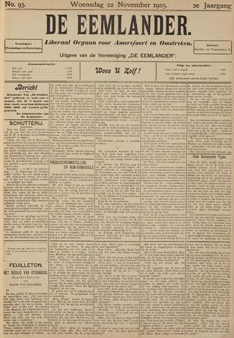 De Eemlander 1905-11-22