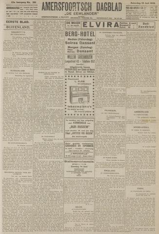 Amersfoortsch Dagblad / De Eemlander 1925-06-13