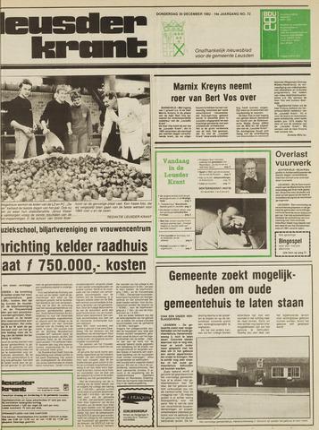 Leusder Krant 1982-12-30