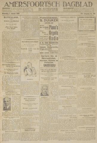 Amersfoortsch Dagblad / De Eemlander 1929-01-02