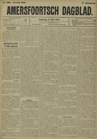 Amersfoortsch Dagblad 1909-05-22