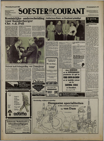 Soester Courant 1983-04-20