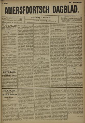 Amersfoortsch Dagblad 1912-03-21