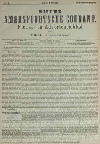Nieuwe Amersfoortsche Courant 1892-04-09