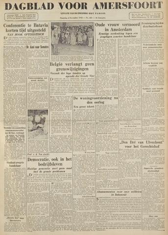 Dagblad voor Amersfoort 1946-11-04