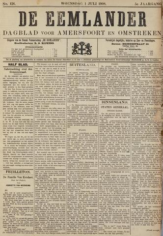 De Eemlander 1908-07-01