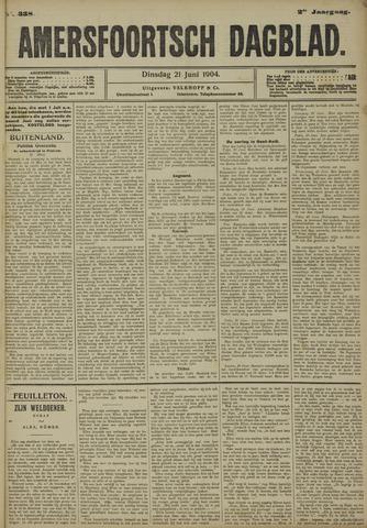 Amersfoortsch Dagblad 1904-06-21