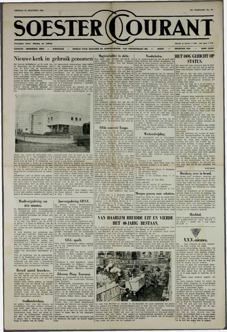 Soester Courant 1964-08-21