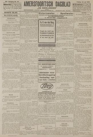 Amersfoortsch Dagblad / De Eemlander 1926-07-23