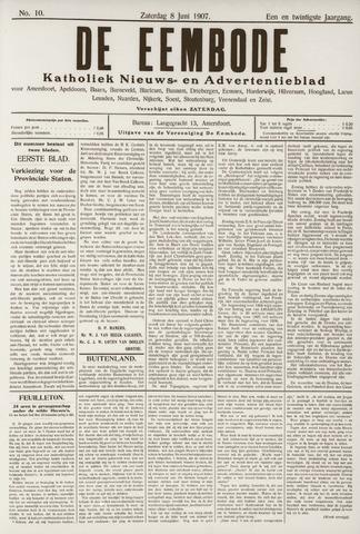 De Eembode 1907-06-08