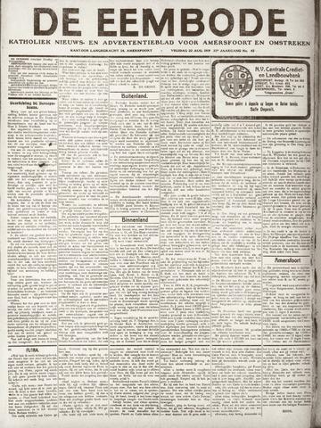 De Eembode 1919-08-22