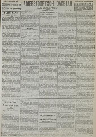 Amersfoortsch Dagblad / De Eemlander 1921-12-15