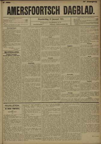 Amersfoortsch Dagblad 1911-01-12