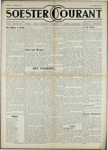 Soester Courant 1959-08-07