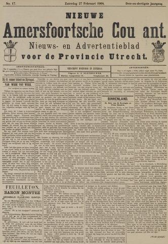 Nieuwe Amersfoortsche Courant 1904-02-27