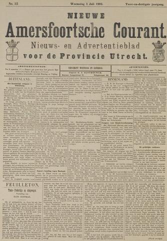 Nieuwe Amersfoortsche Courant 1903-07-01