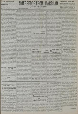 Amersfoortsch Dagblad / De Eemlander 1921-01-13