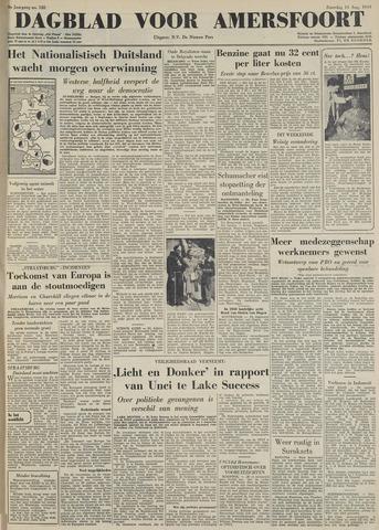 Dagblad voor Amersfoort 1949-08-13